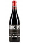 vin espagnol - Rayos Uva 2016 - Olivier Rivière