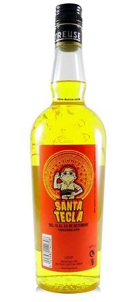 Chartreuse Jaune Santa Tecla 2019